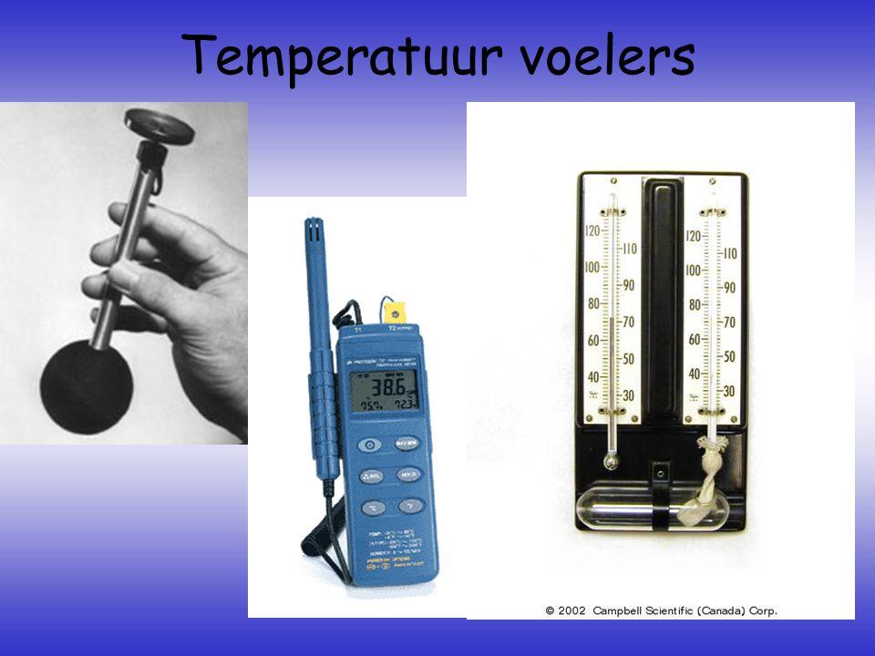 Temperatuur voelers