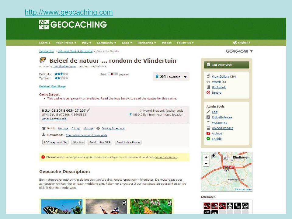 http://www.geocaching.com