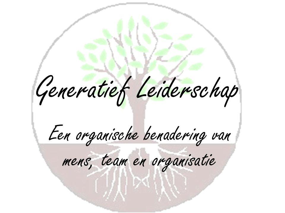 Generatief Leiderschap