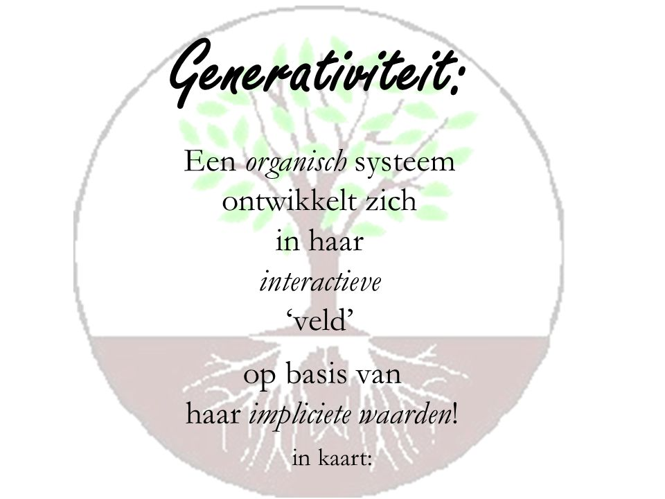 Generativiteit: