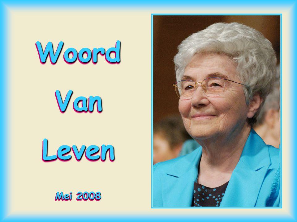 Woord Van Leven Mei 2008