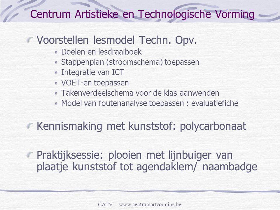 Centrum Artistieke en Technologische Vorming