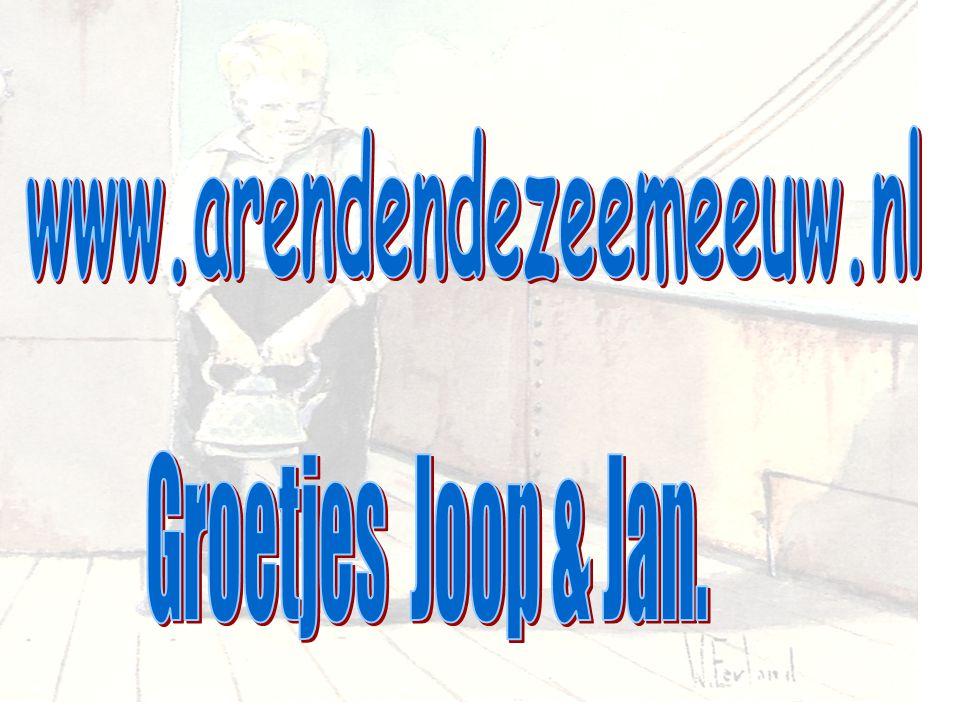 www.arendendezeemeeuw.nl Groetjes Joop & Jan.