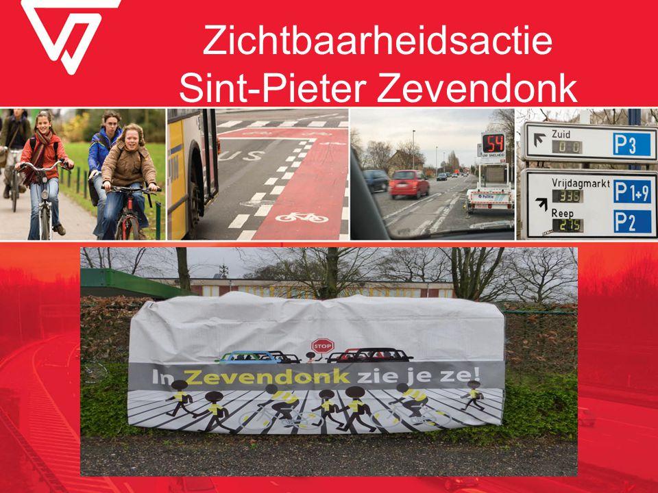 Zichtbaarheidsactie Sint-Pieter Zevendonk