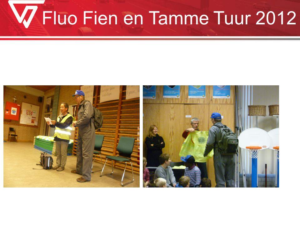 Fluo Fien en Tamme Tuur 2012