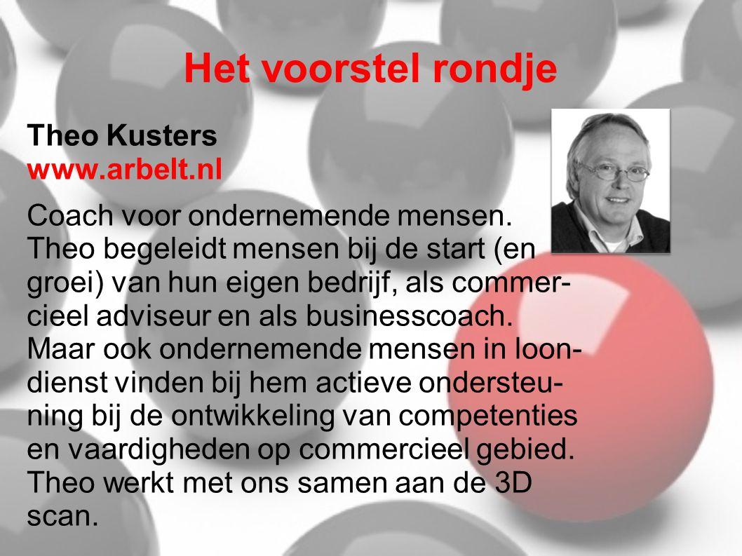 Het voorstel rondje Theo Kusters www.arbelt.nl