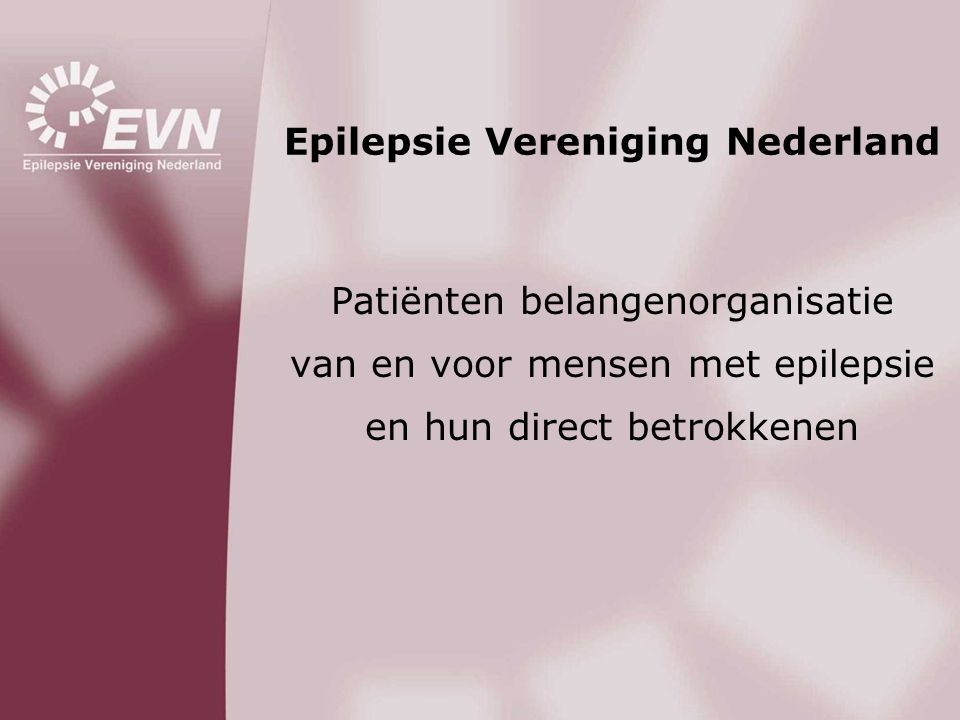 Epilepsie Vereniging Nederland