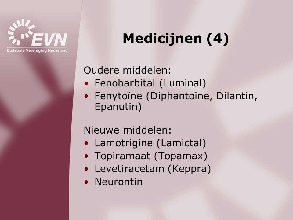 Medicijnen (4) Oudere middelen: Fenobarbital (Luminal)