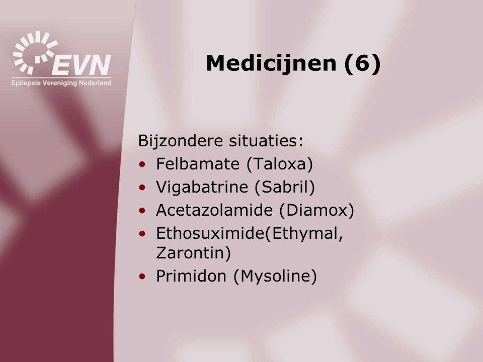 Medicijnen (6) Bijzondere situaties: Felbamate (Taloxa)