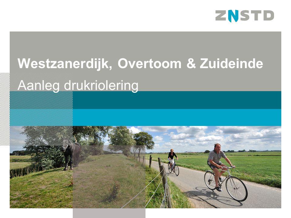 Westzanerdijk, Overtoom & Zuideinde
