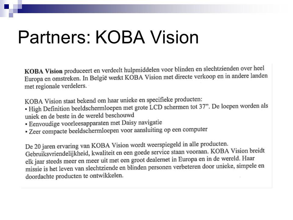 Partners: KOBA Vision