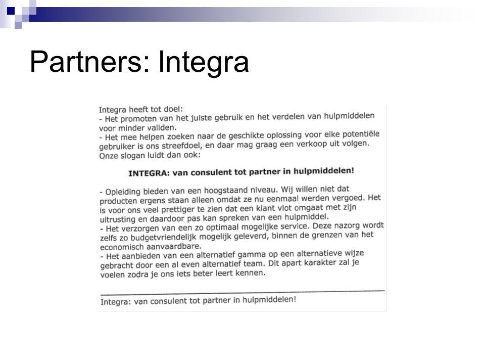 Partners: Integra
