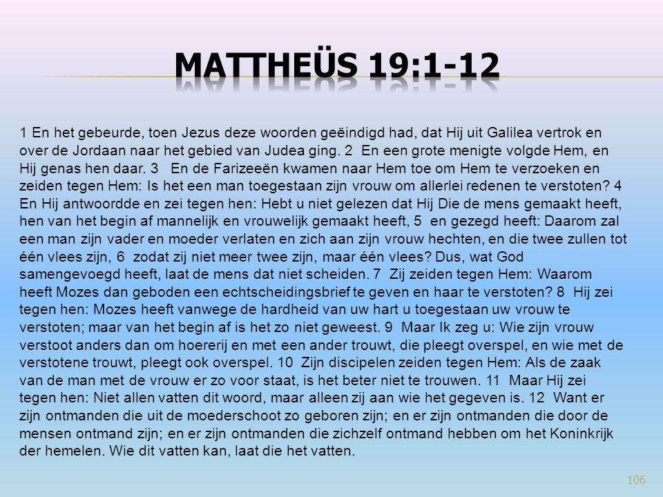 Mattheüs 19:1-12