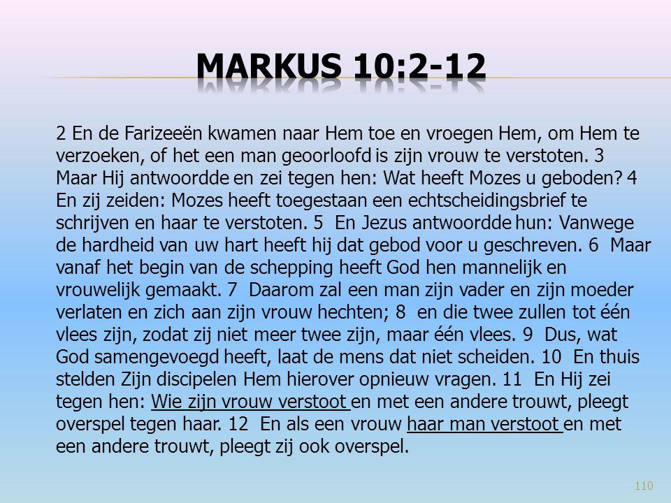 Markus 10:2-12