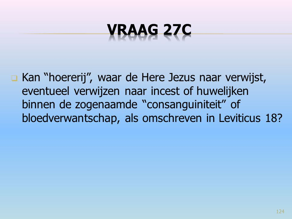 VRAAG 27C