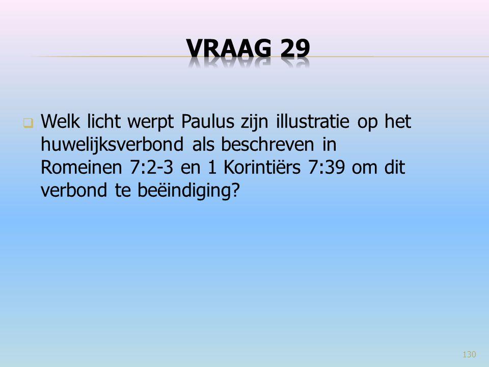VRAAG 29