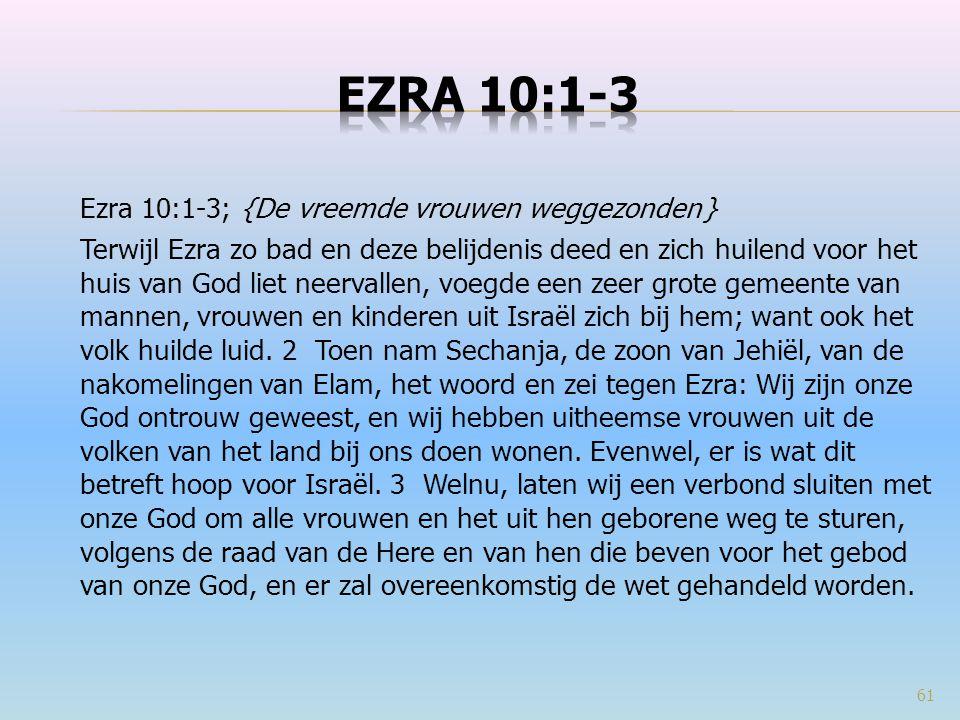 Ezra 10:1-3