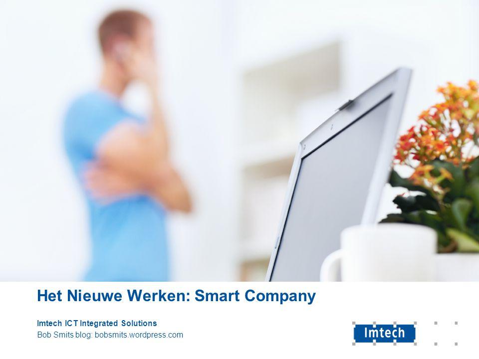 Het Nieuwe Werken: Smart Company