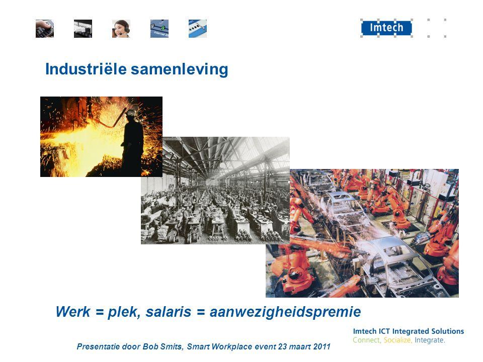 Industriële samenleving