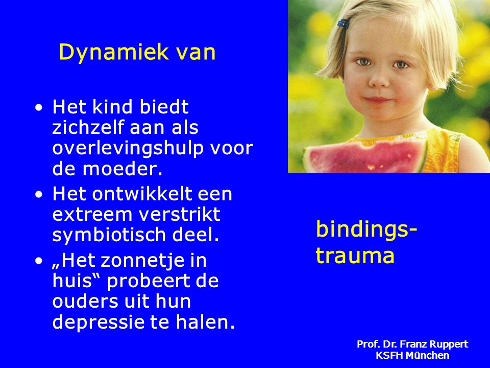 Dynamiek van bindings-trauma