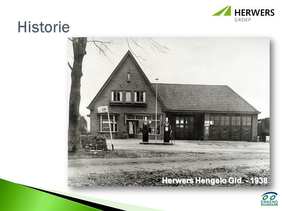 Historie Herwers Hengelo Gld. - 1938