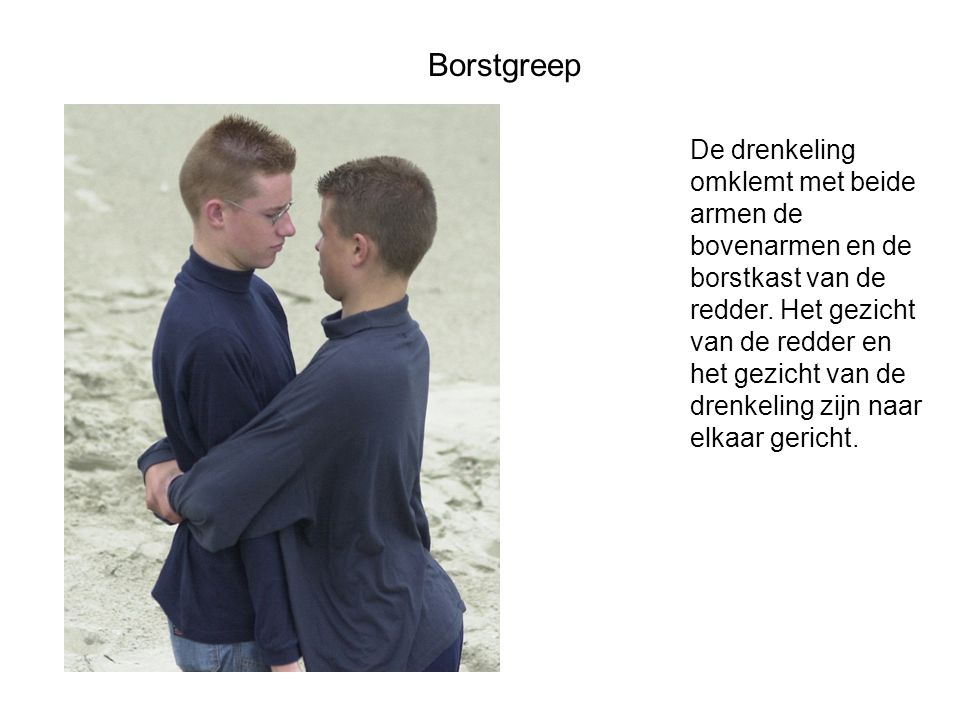 Borstgreep