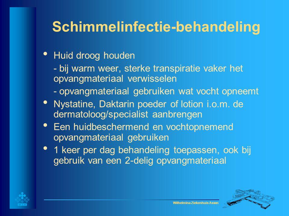 Schimmelinfectie-behandeling