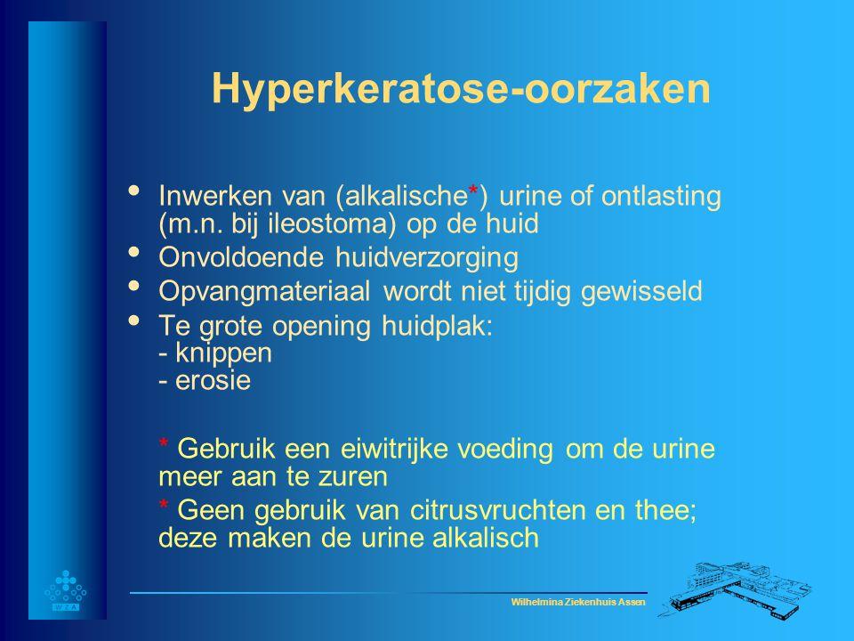 Hyperkeratose-oorzaken