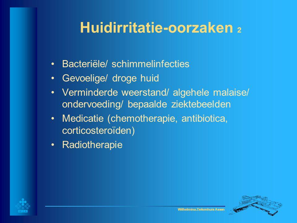 Huidirritatie-oorzaken 2