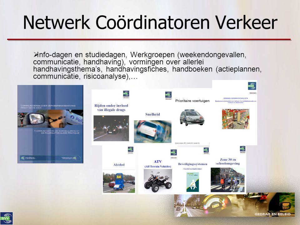 Netwerk Coördinatoren Verkeer