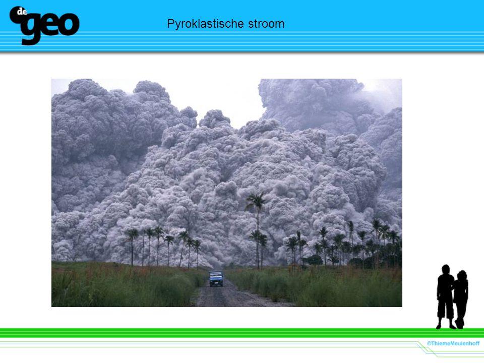 Pyroklastische stroom