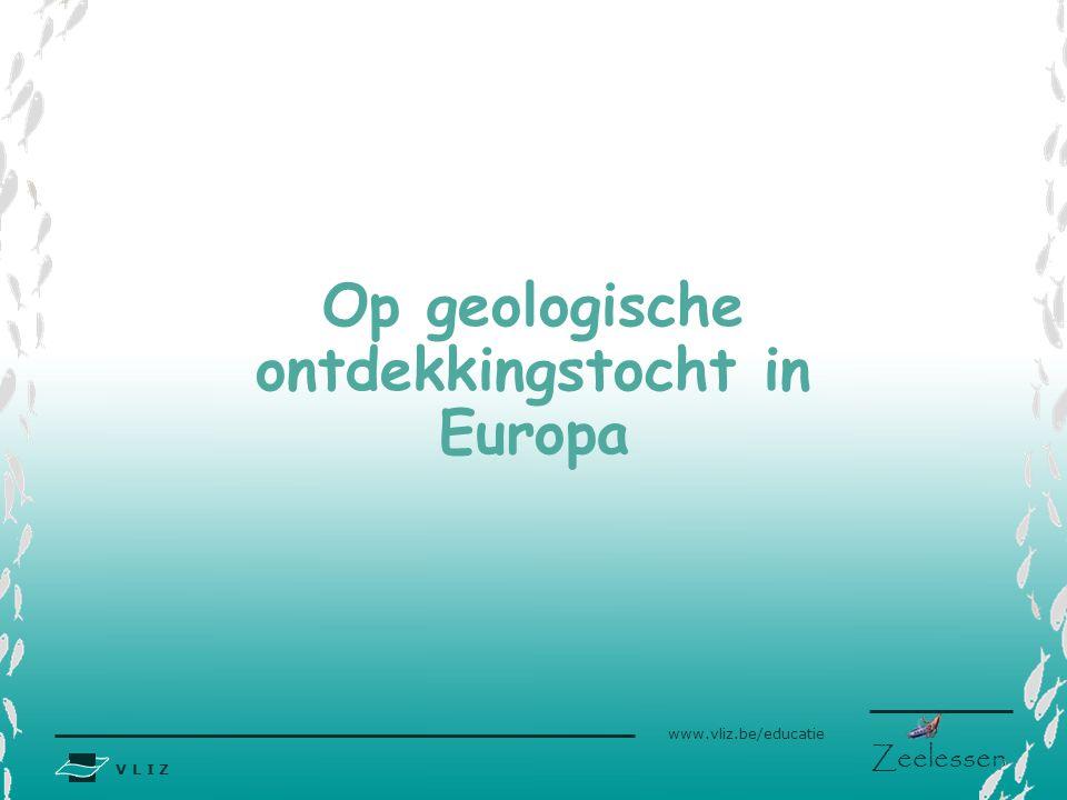 Op geologische ontdekkingstocht in Europa