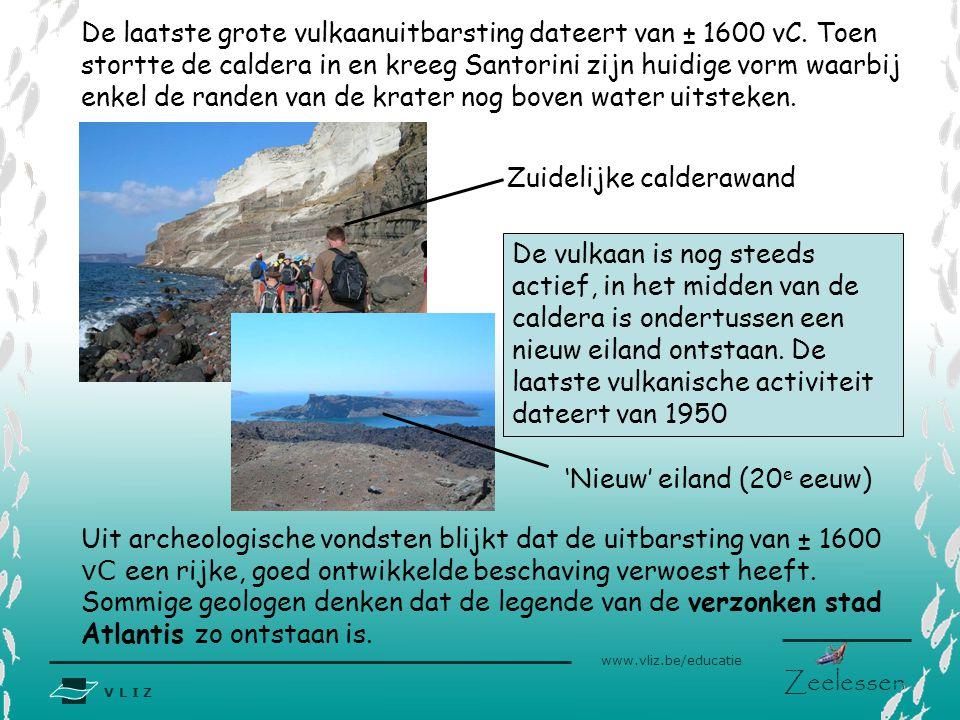 Zuidelijke calderawand