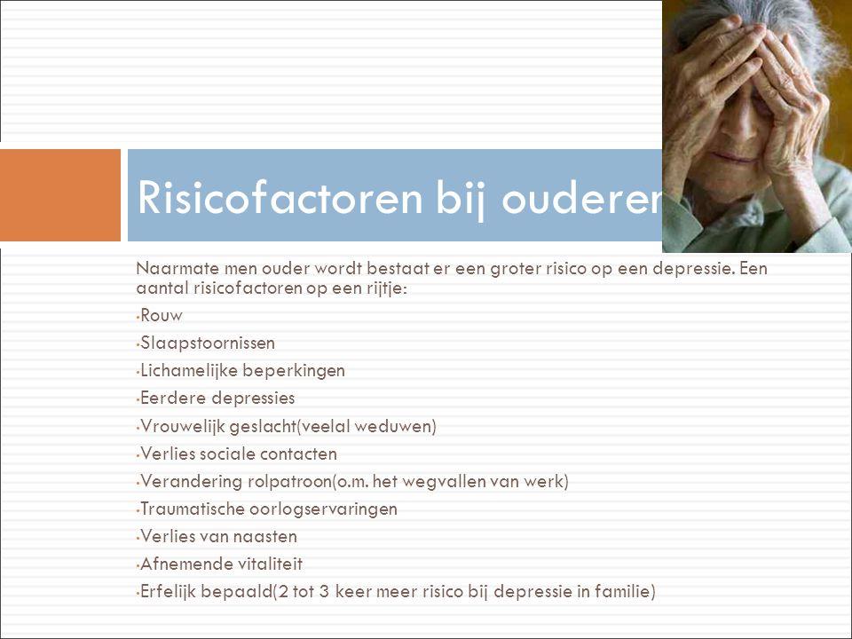 Risicofactoren bij ouderen