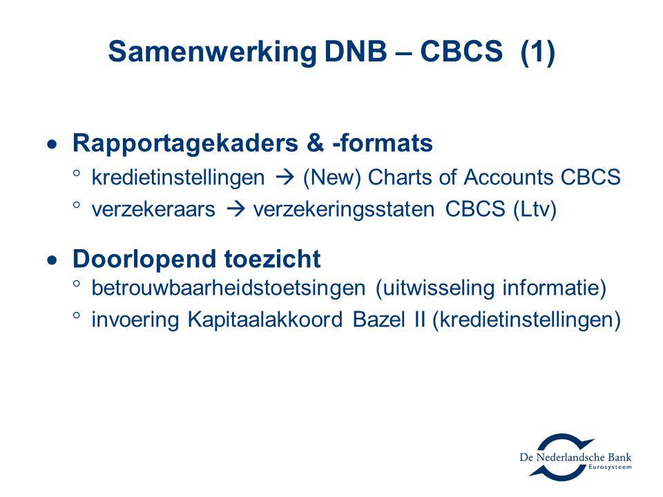 Samenwerking DNB – CBCS (1)