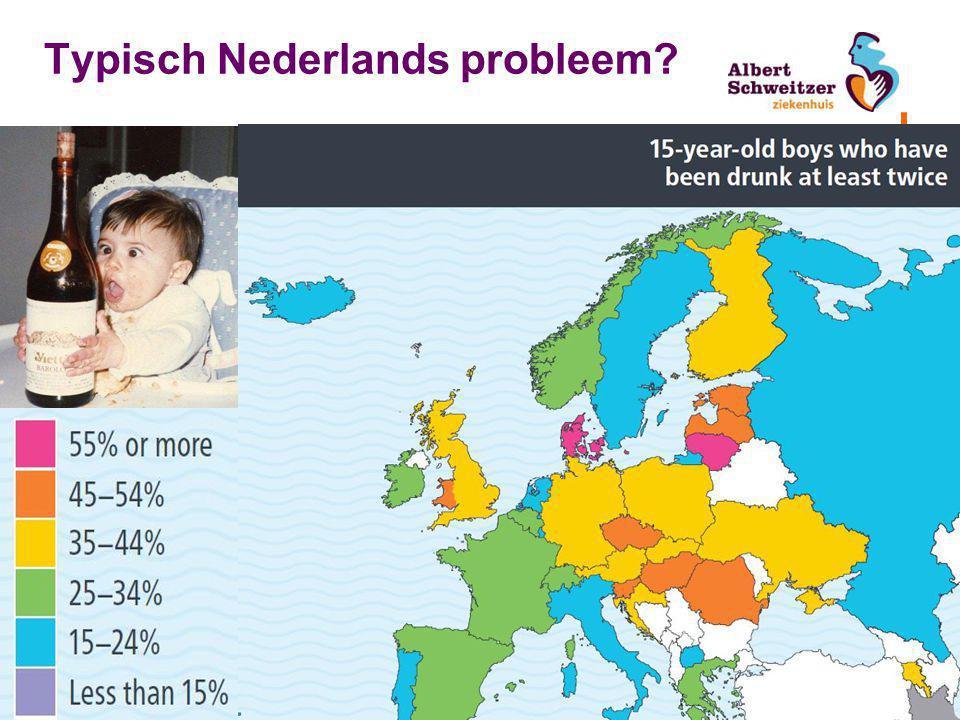 Typisch Nederlands probleem