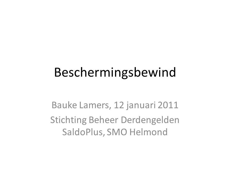 Stichting Beheer Derdengelden SaldoPlus, SMO Helmond