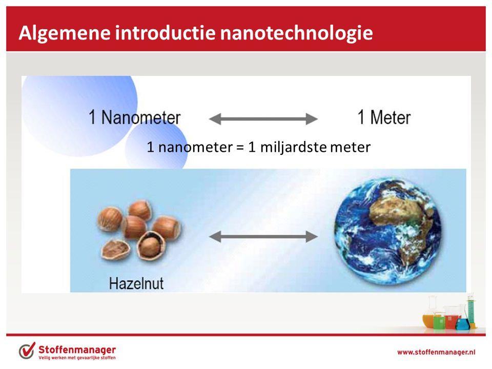 Algemene introductie nanotechnologie