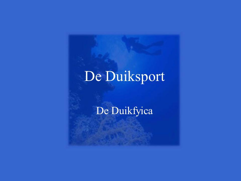 De Duiksport De Duikfyica