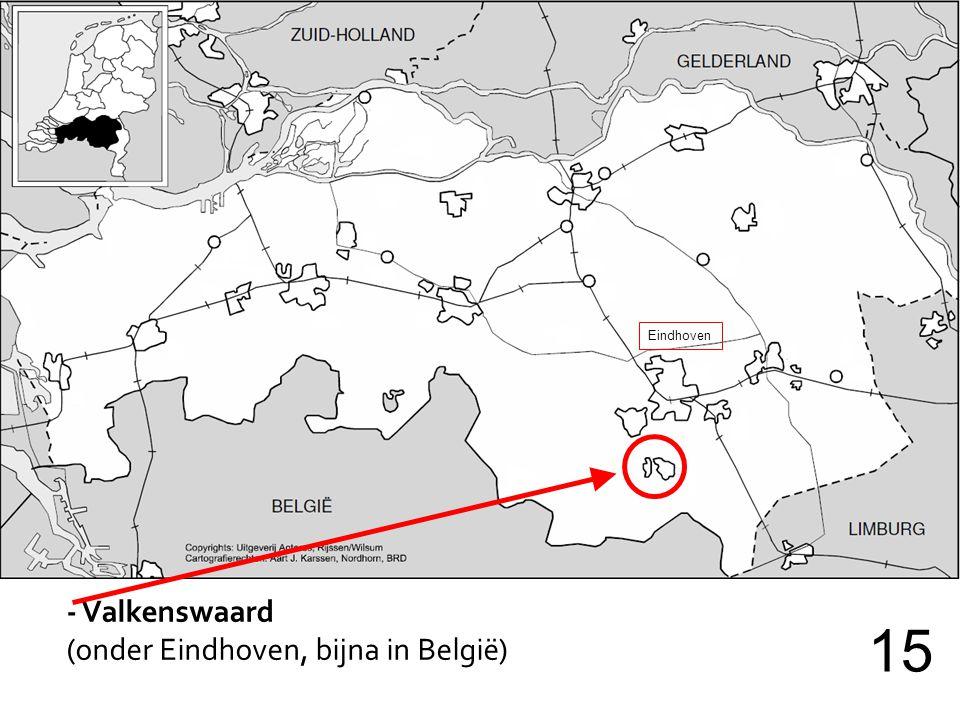 Eindhoven - Valkenswaard (onder Eindhoven, bijna in België) 15