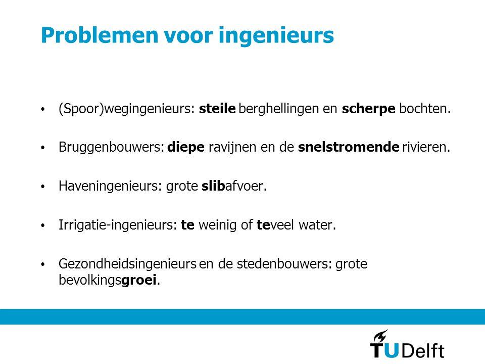 Problemen voor ingenieurs