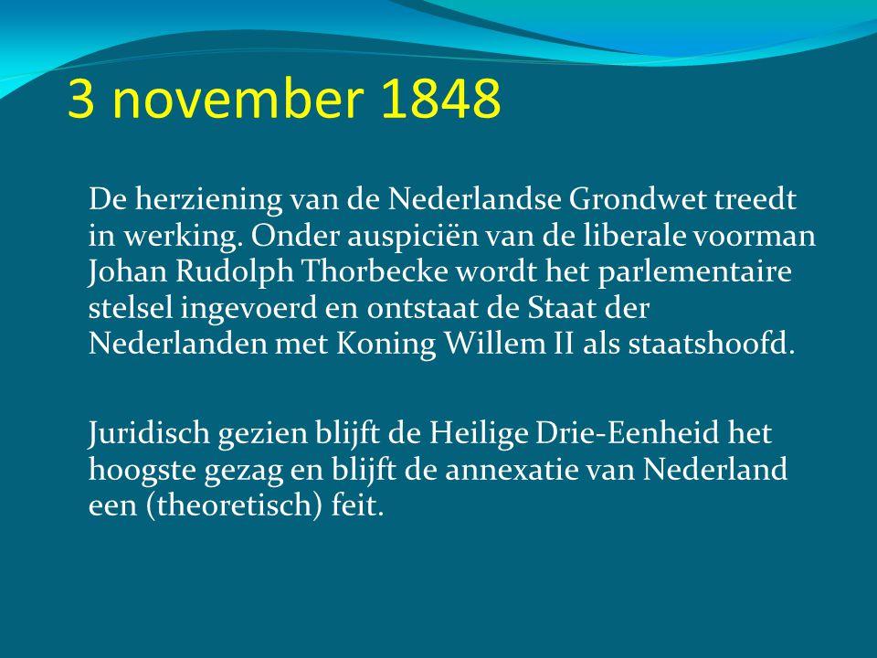 3 november 1848