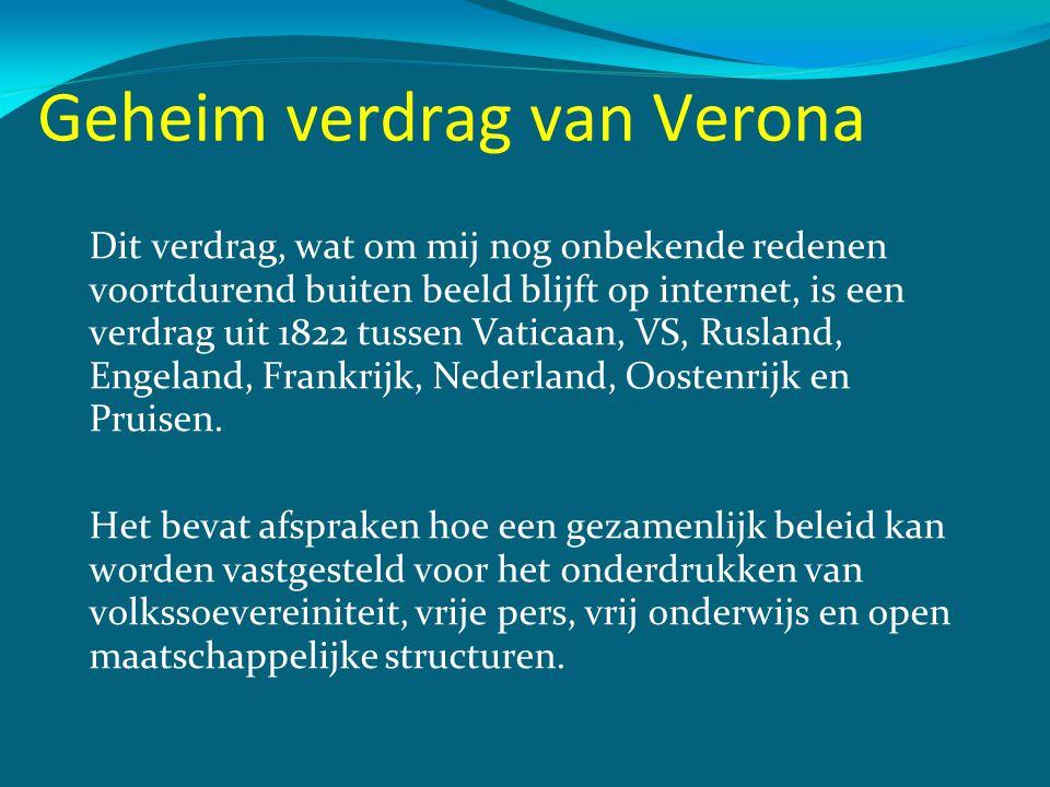 Geheim verdrag van Verona