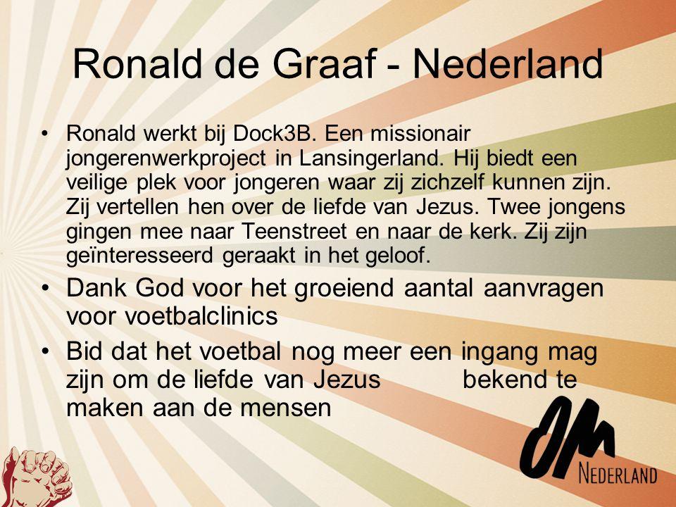 Ronald de Graaf - Nederland
