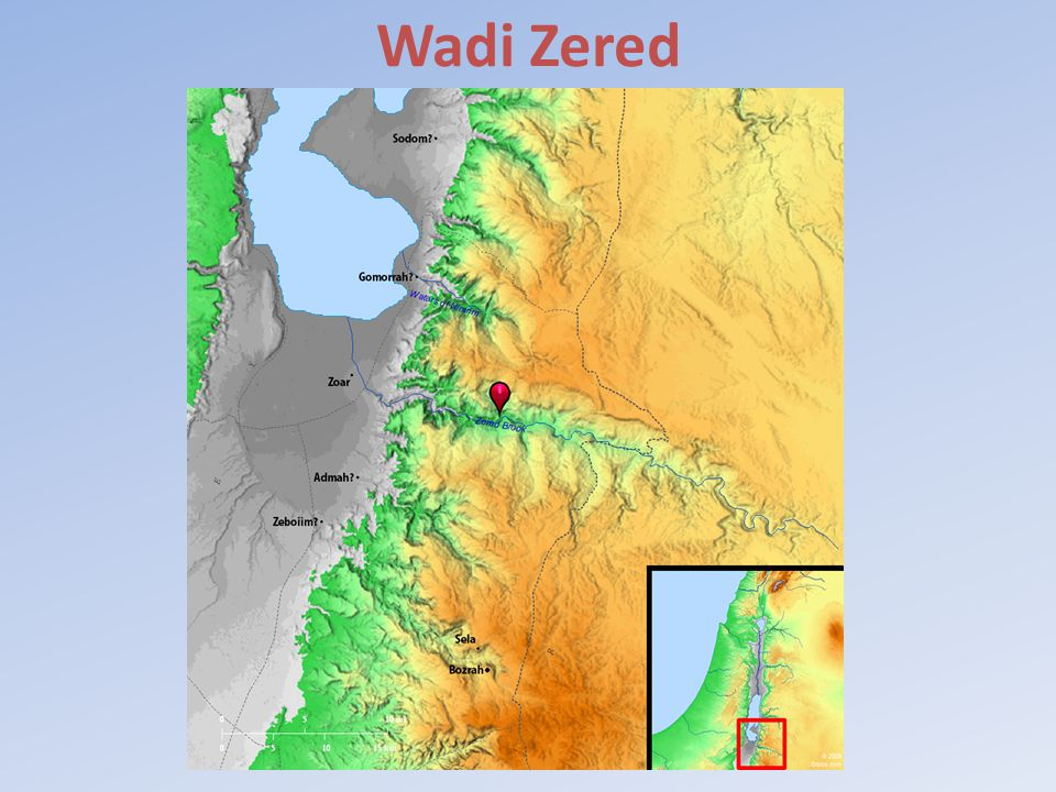 Wadi Zered