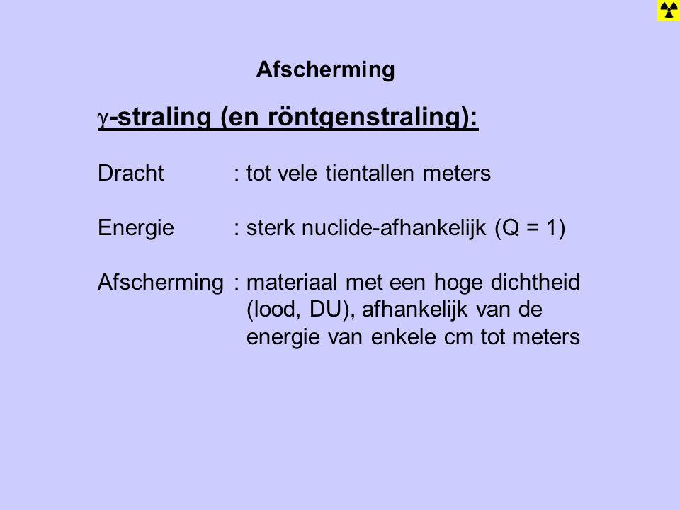 -straling (en röntgenstraling):