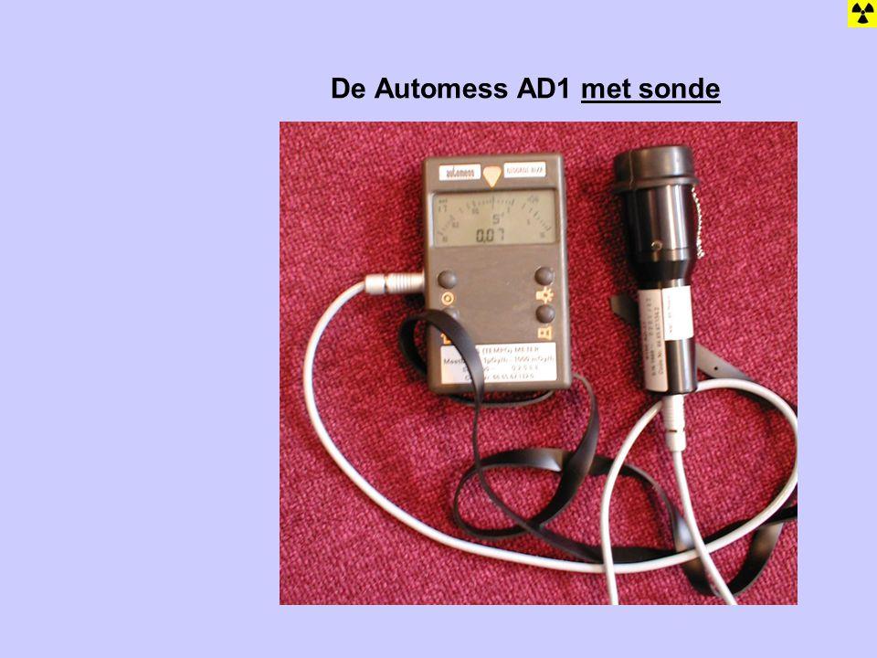 De Automess AD1 met sonde