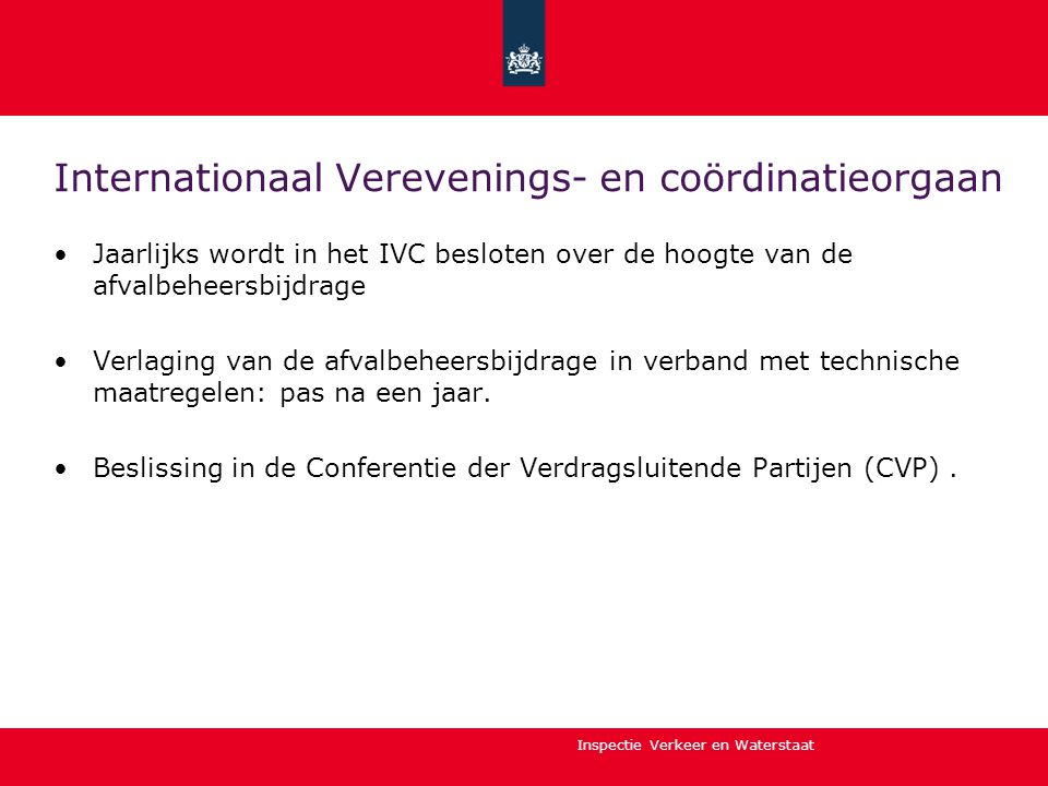 Internationaal Verevenings- en coördinatieorgaan