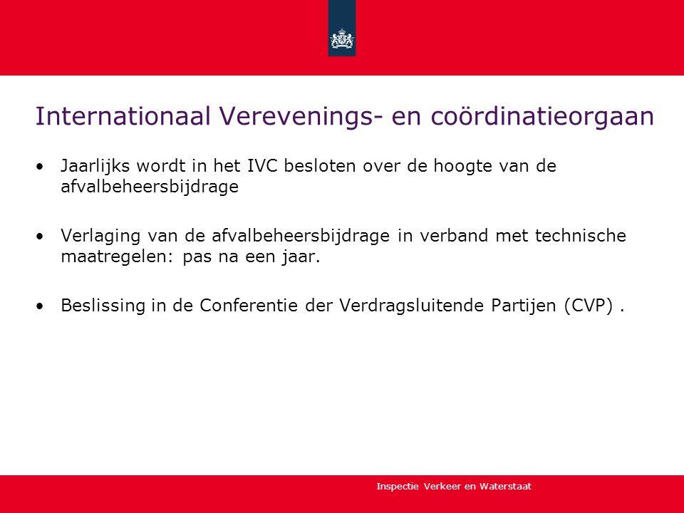 Internationaal Verevenings- en coördinatieorgaan