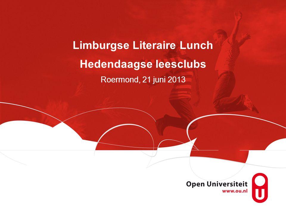 Limburgse Literaire Lunch